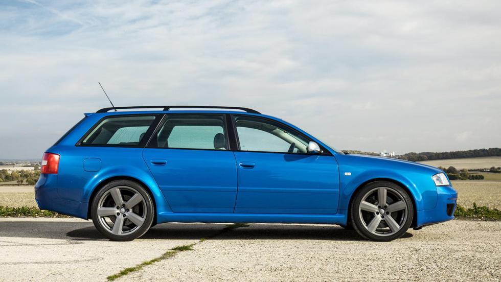 Razones para comprar un Audi RS6: tiene un precio más que razonable