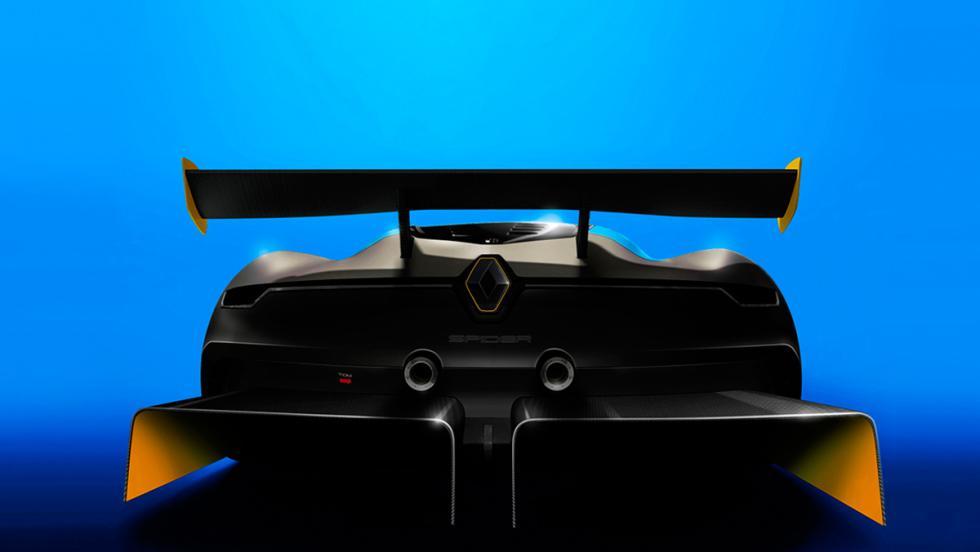 Renault Spider Concept (IV)