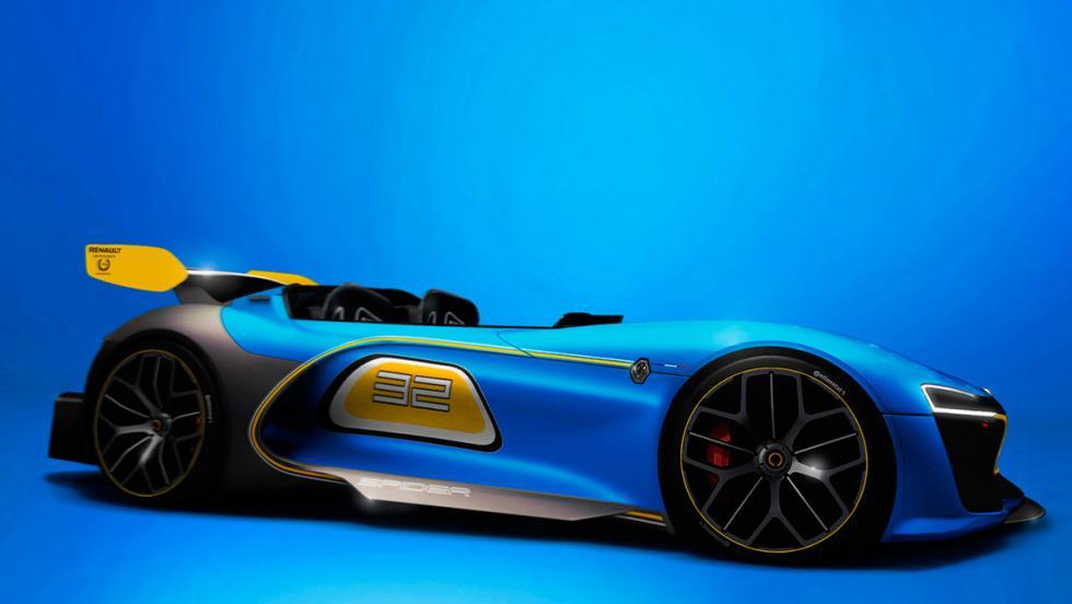Renault Spider Concept (V)