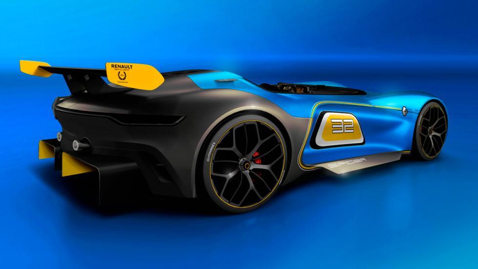 Renault Spider Concept (VI)