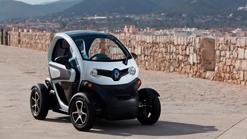 Renault Twizy coches ligeros utilitario ciudad