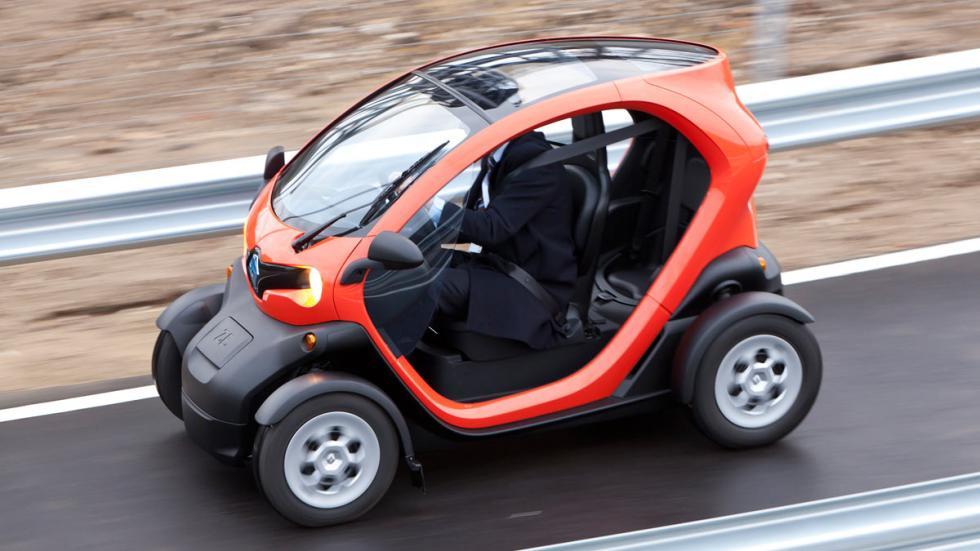 Renault Twizy coches ligeros utilitario ciudad