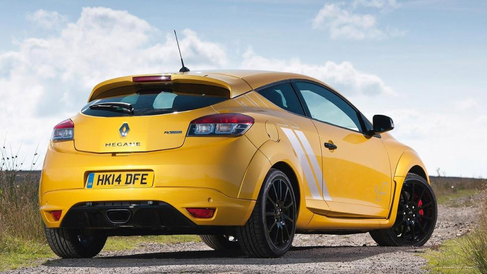 Los rivales del VW Golf GTI 2017 - Renault Megane RS