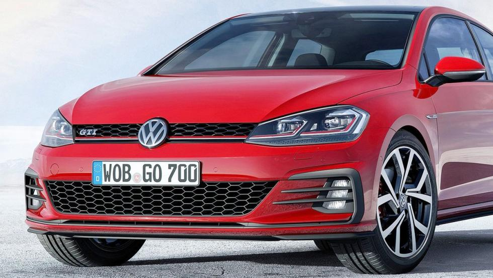 Los rivales del VW Golf GTI 2017
