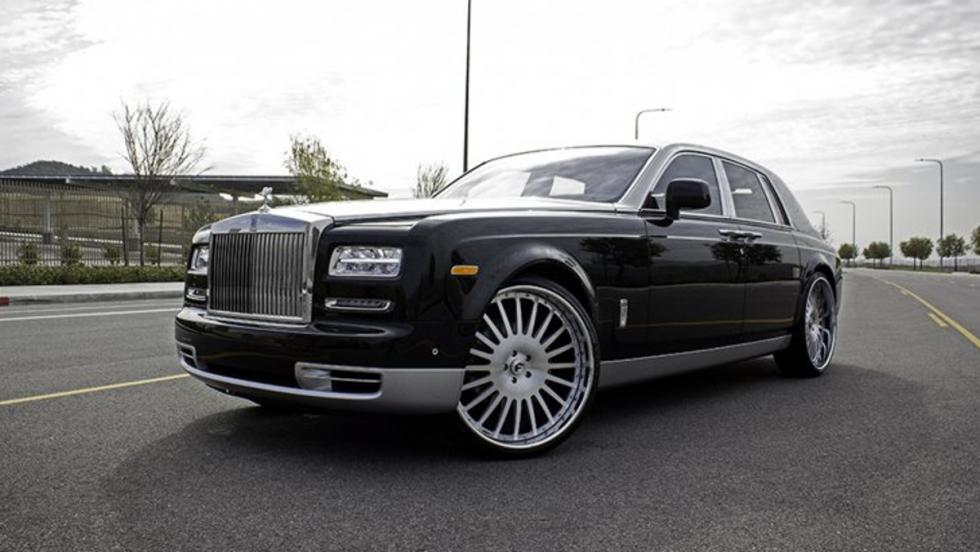 El Rolls-Royce Phantom de Donald Trump