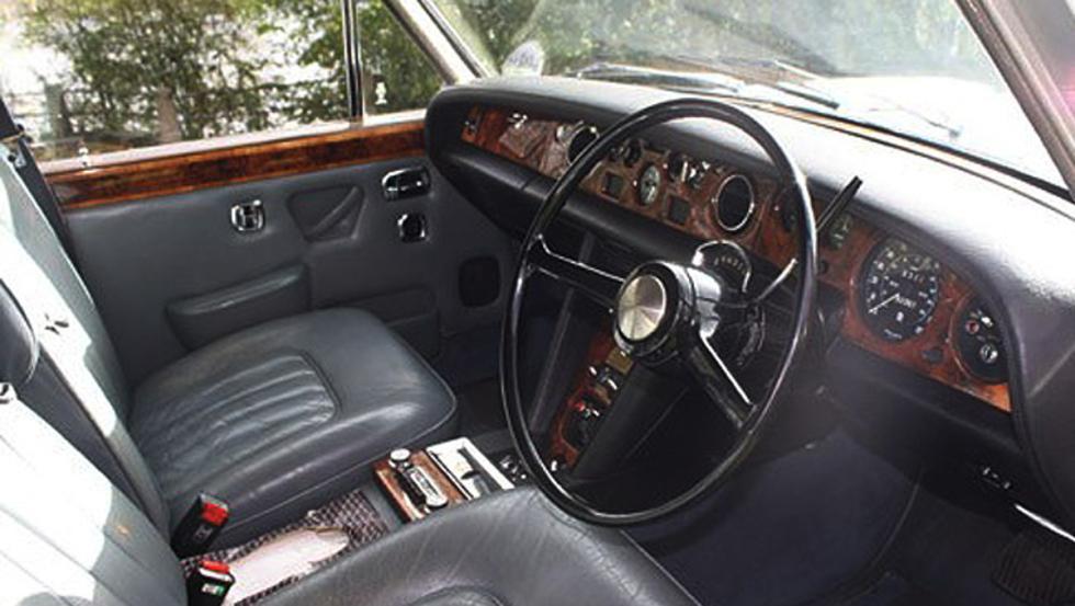 Los coches de Freddie Mercury: El Rolls-Royce Silver Shadow de 1974