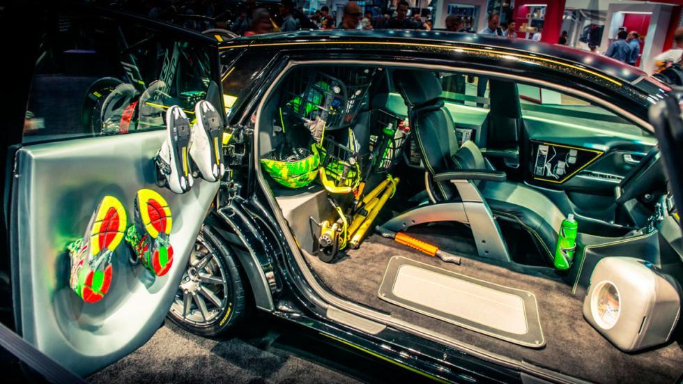 SEMA Show preparaciones tuning novedades chevrolet dodge lexus mazda toyota ford