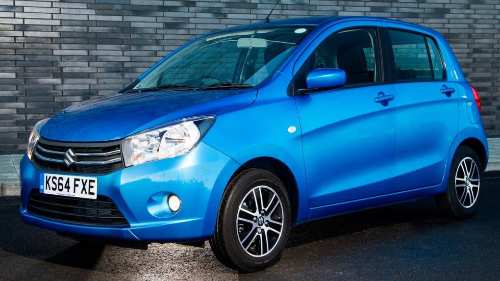 Suzuki Celerio coches ligeros utilitario compacto