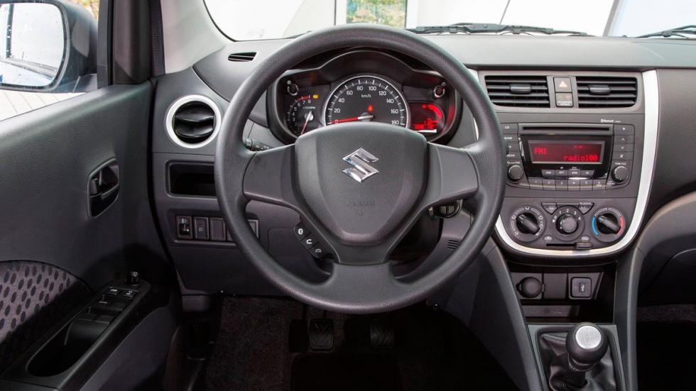 Suzuki Celerio coches ligeros utilitario compacto