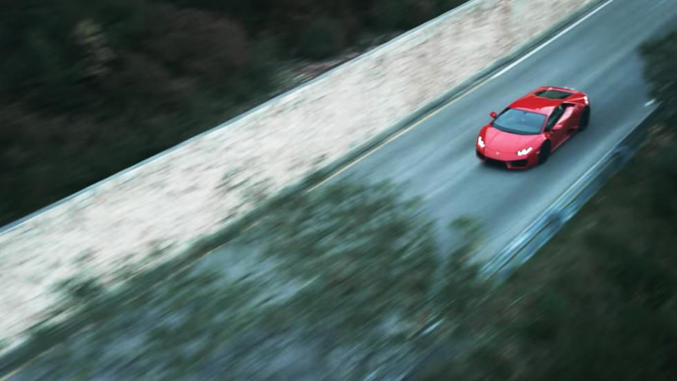 Toda la gama del Lamborghini Huracán en dos minutos