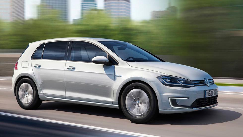 Volkswagen e-Golf 2017 (II)
