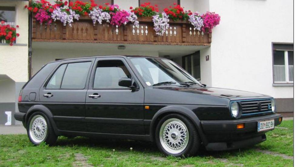 Volkswagen Golf GTI Limited MkII