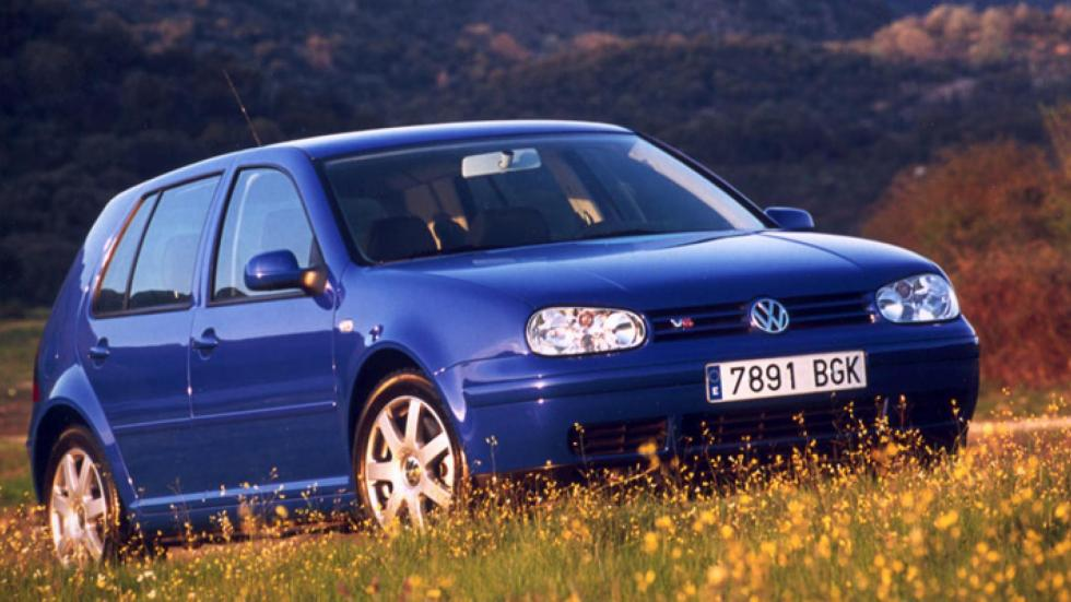 Volkswagen Golf GTI V6 4Motion MkIV