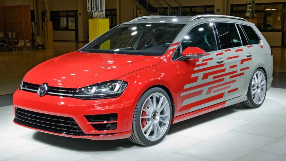 Volkswagen Golf R Variant Performance 35
