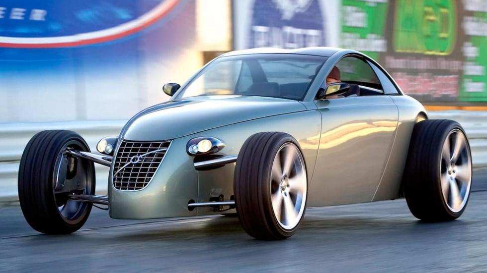 Volvo T6 Roadster Concept (III)