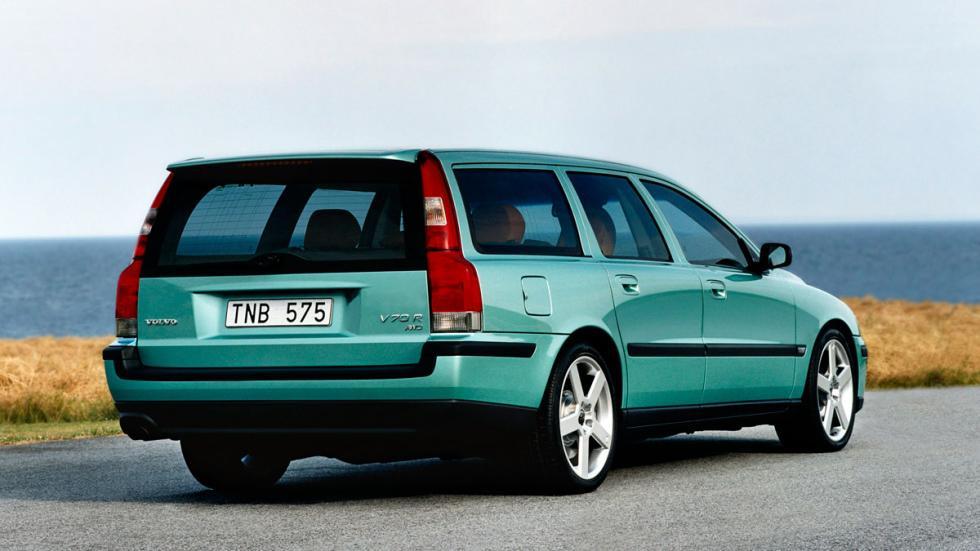 Volvo V70 R familiar deportivo lobo cordero V70R