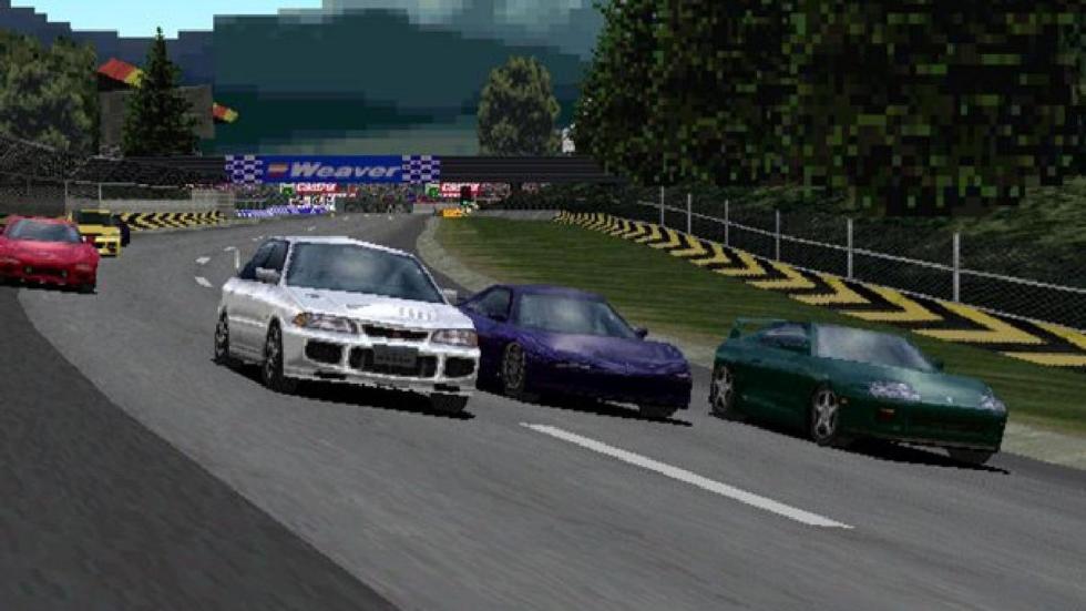 1: Gran Turismo - Sony PlayStation (1998)