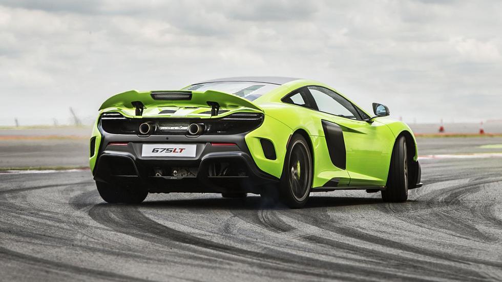 1. McLaren 675LT