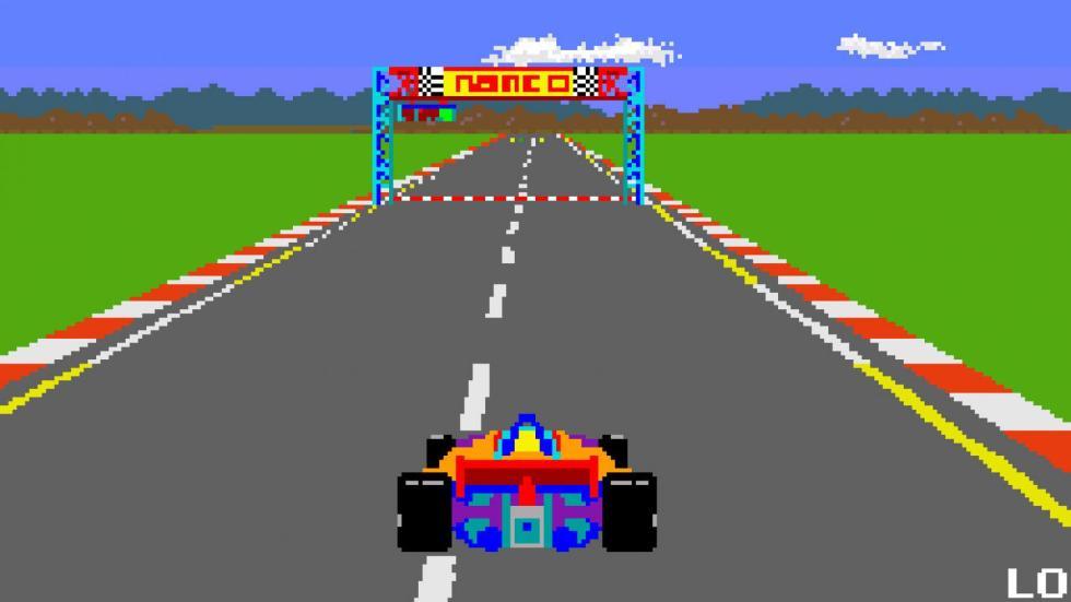 12: Pole Position - Arcade (1982)