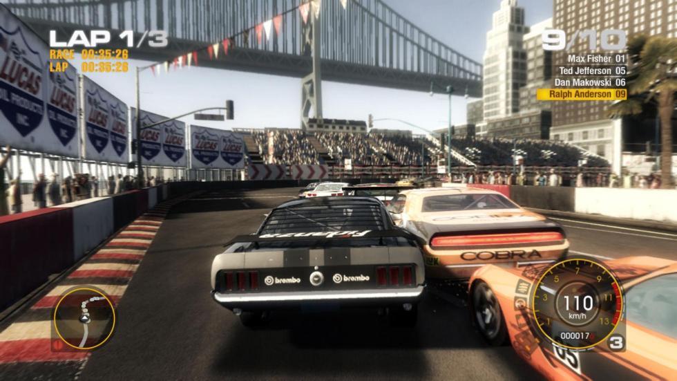 19: Grid - PlayStation 3, Xbox 360, PC (2013)