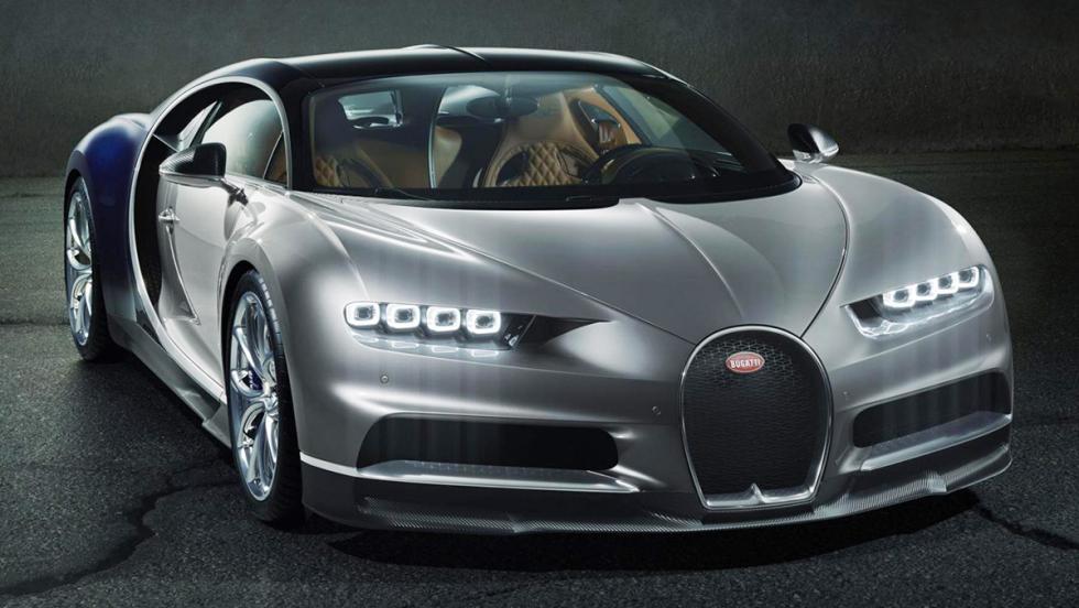 2016 en nueve cifras - 1.500 - La potencia del Bugatti Chiron
