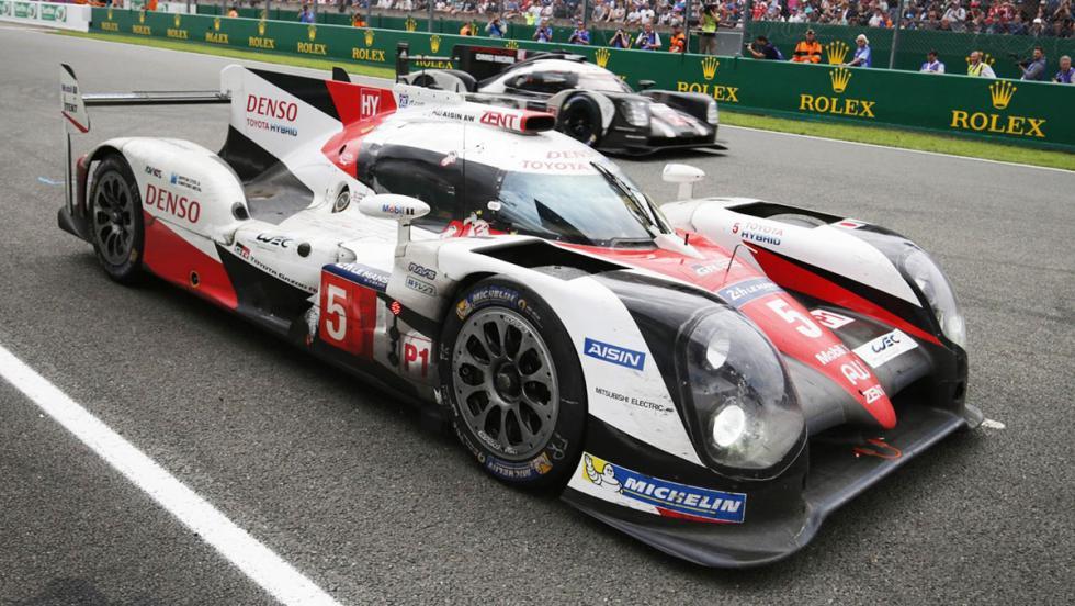 2016 en nueve cifras - 202 - Los segundos que separaron a Toyota de la victoria en Le Mans
