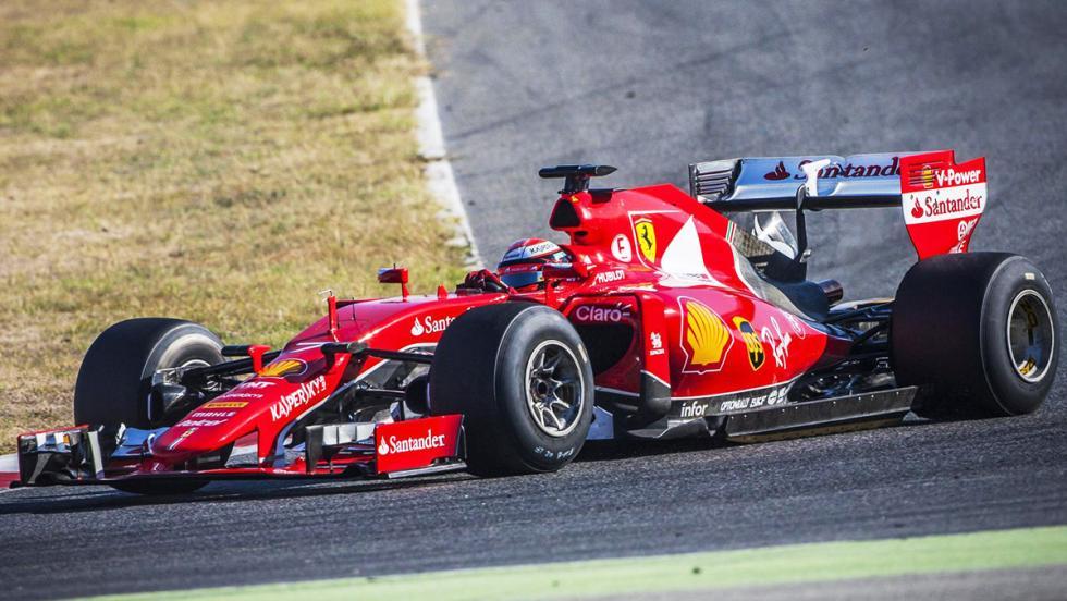 2016 en nueve cifras - 96 - Prototipos probados por Pirelli para 2017