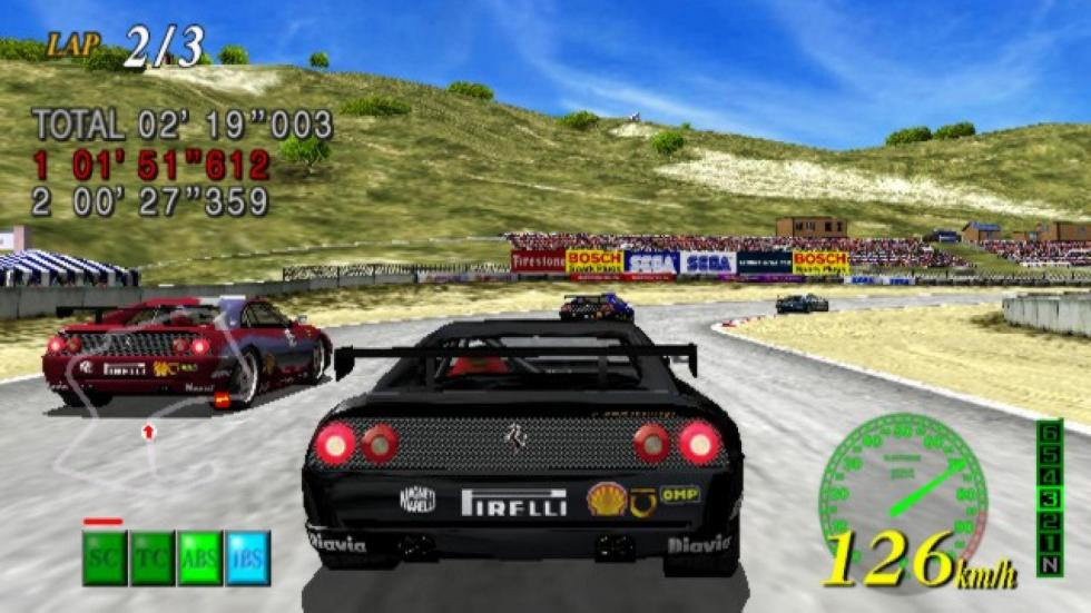 22: F355 Challenge - Dreamcast (2000)