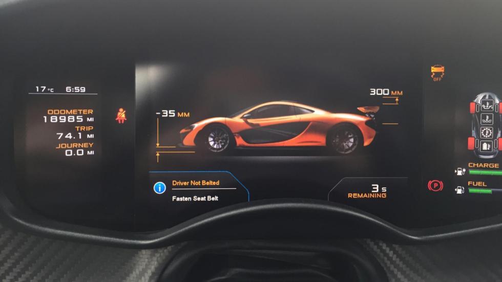 24 horas con un McLaren P1