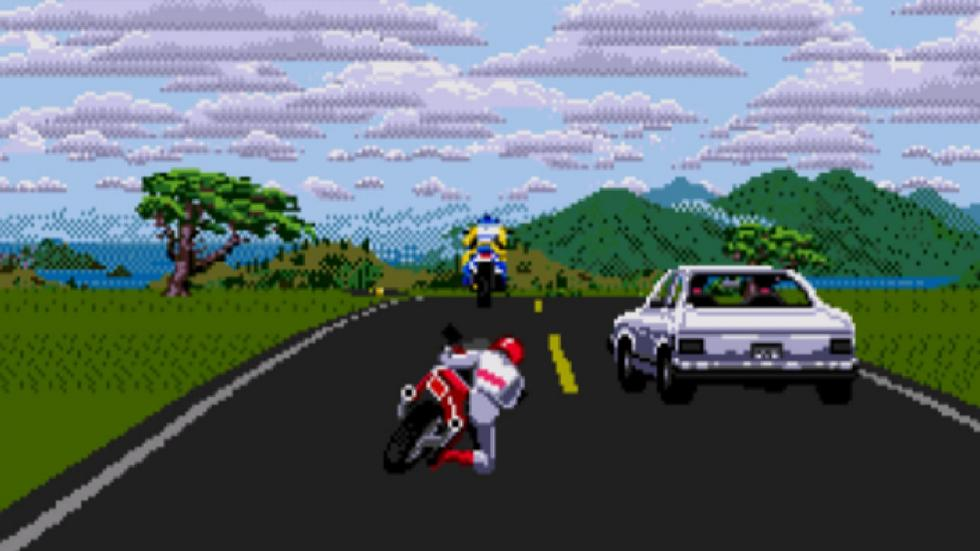 28: Road Rash - Mega Drive (1991)