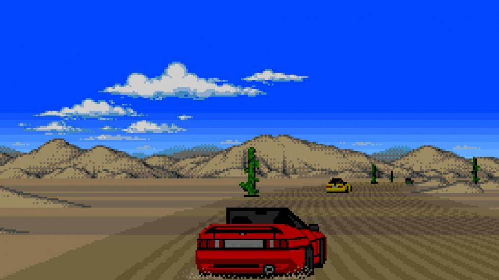 29: Lotus Turbo Challenge 2 - Amiga (1991)