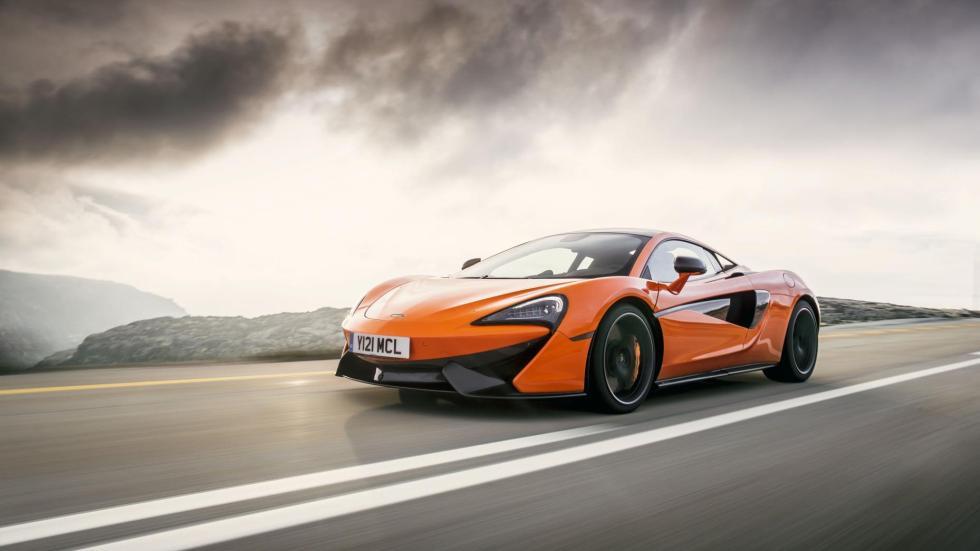 3. McLaren 570S