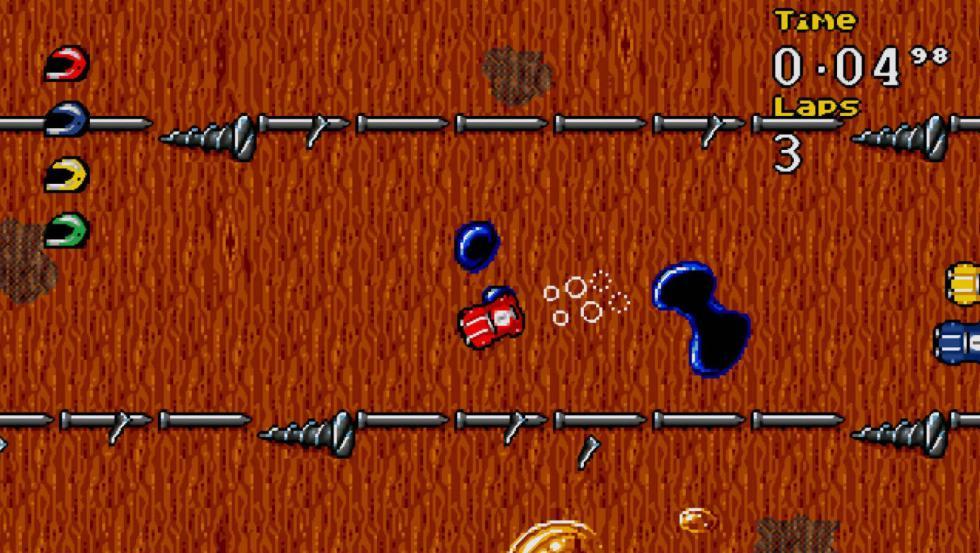 30: Micro Machines 2: Turbo Tournament - Mega Drive, SNES (1994)