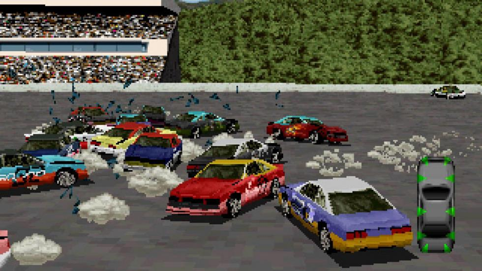 32: Destruction Derby - PlayStation (1995)