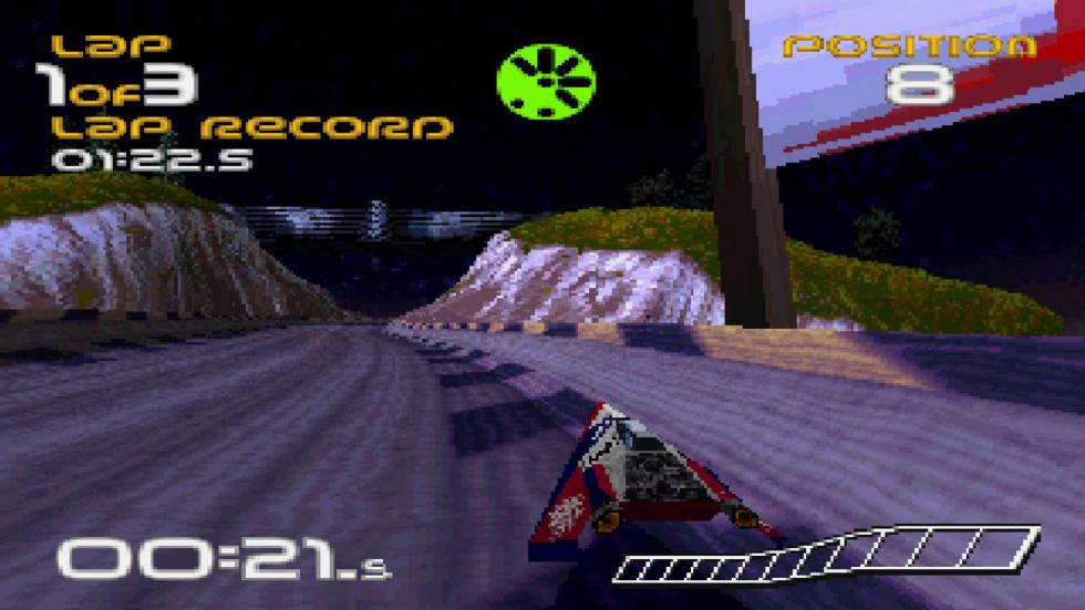 35: Wipeout - PlayStation (1995)