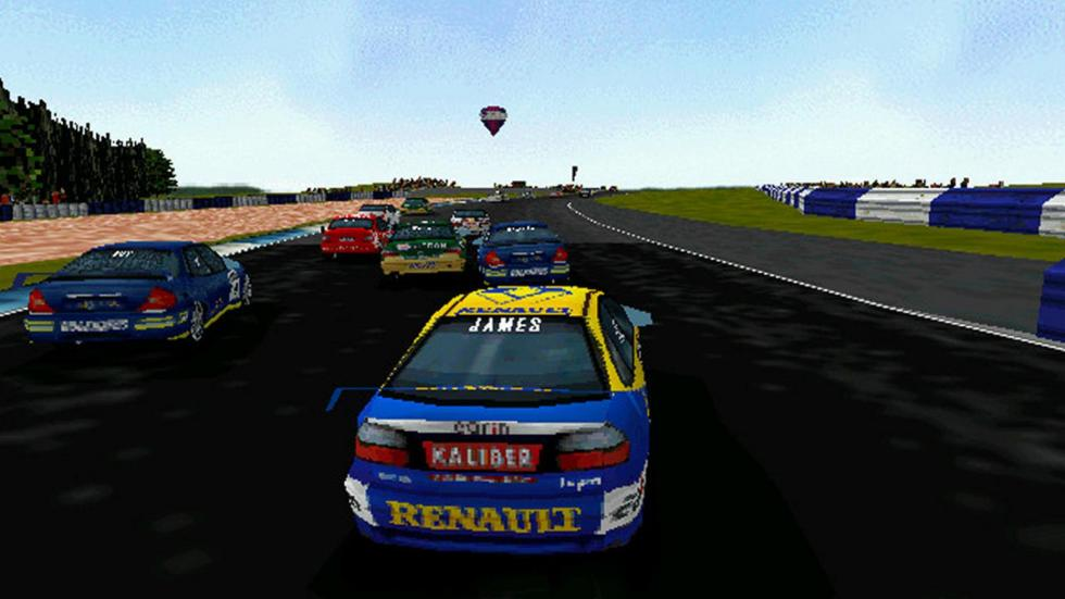 38: TOCA Touring Car Championship - PlayStation (1997)