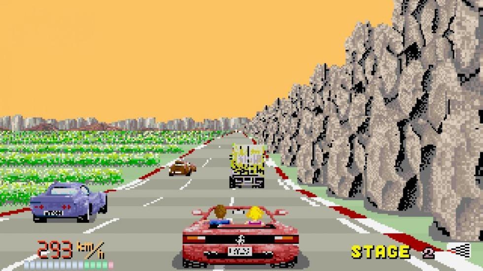 4: Out Run - Arcade (1986)