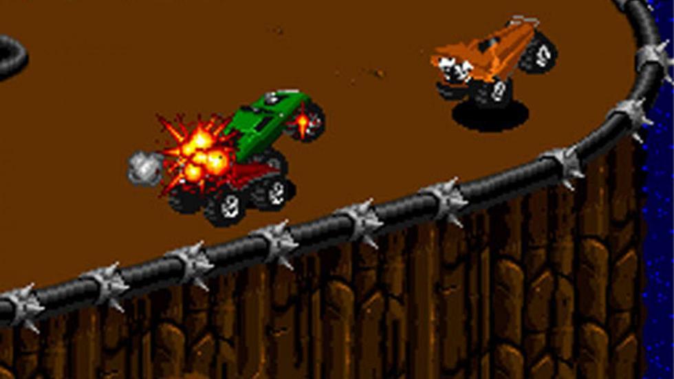 41: Rock 'n' Roll Racing – Mega Drive y SNES (1993)