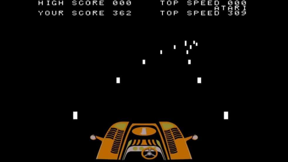 42: Night Driver - Arcade (1976)