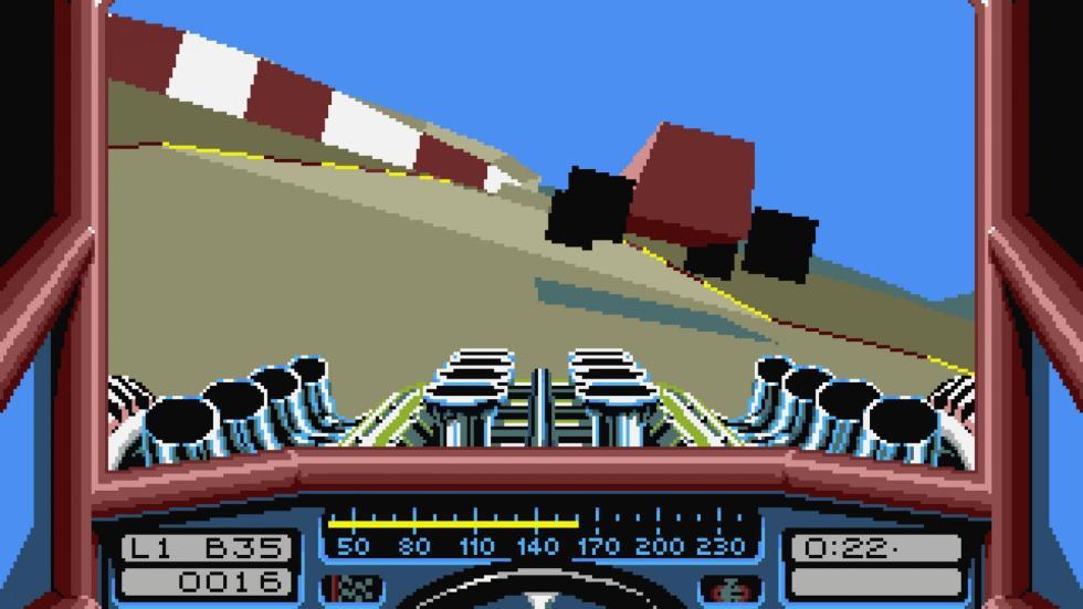 45: Stunt Car Racer – Amiga and Atari ST (1989)
