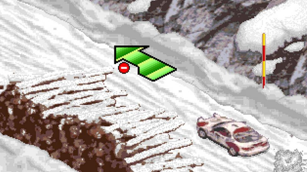 47: World Rally – Arcade (1993)