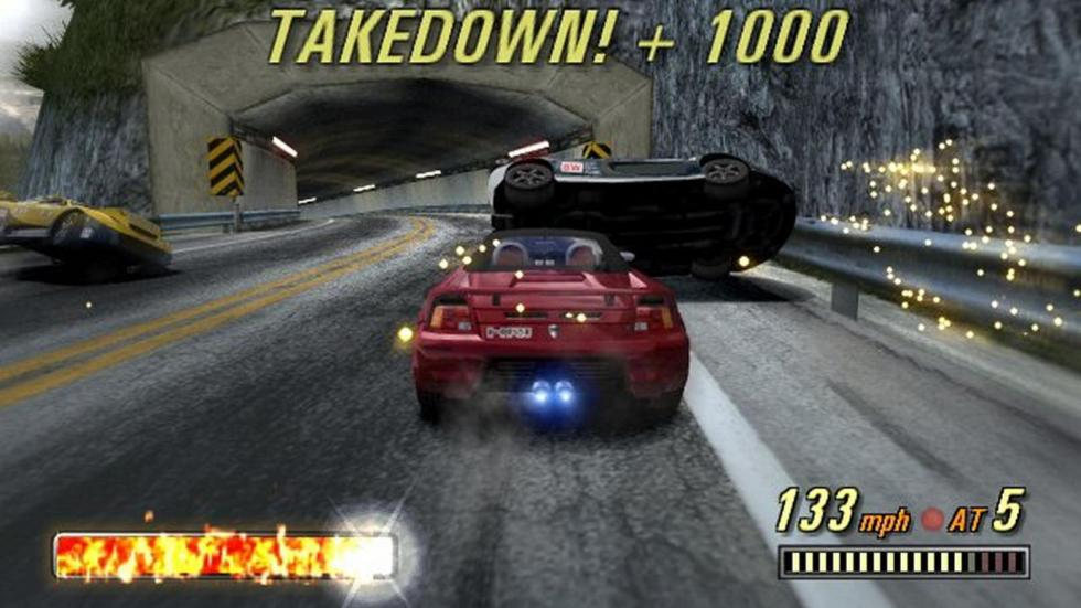 5: Burnout 3: Takedown - PlayStation 2, Xbox (2004)