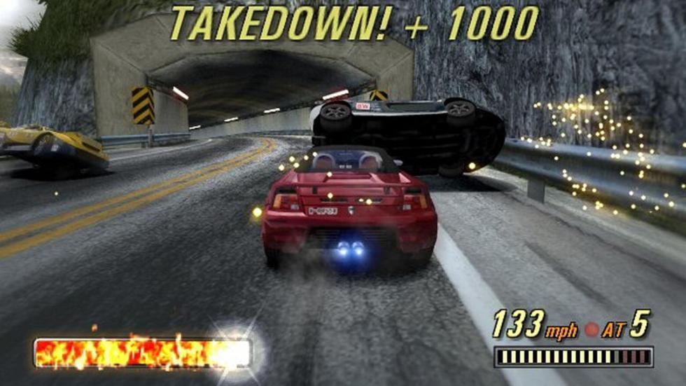 5: Burnout 3: Takedown - PlayStation 2, Xbox (2004)