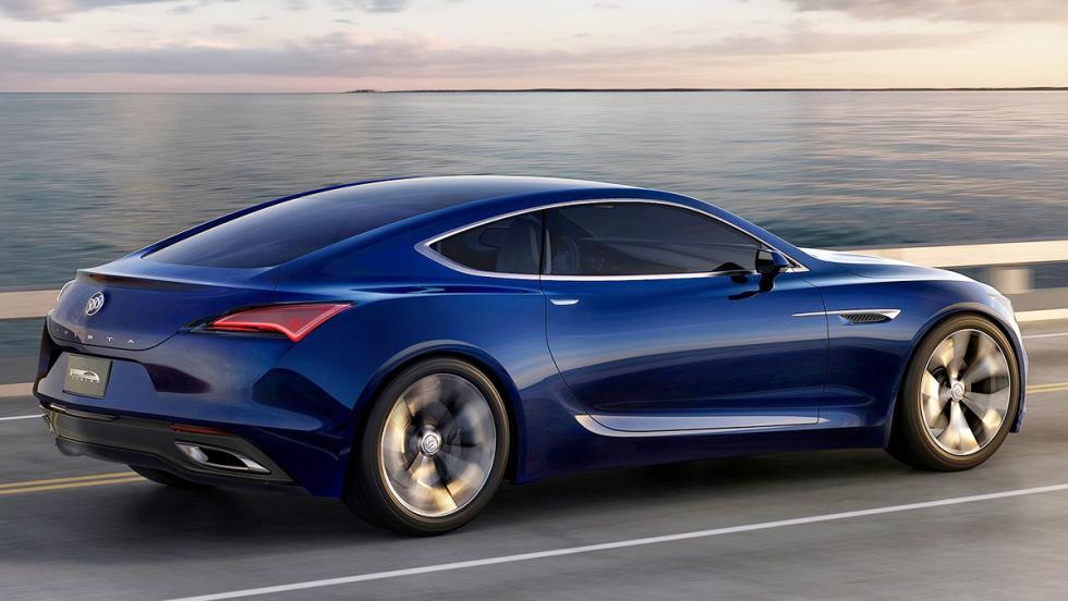 5 concept cars de 2016 que nos gustaría ver en 2017 - Buick Avista