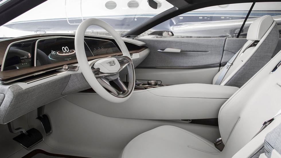 5 concept cars de 2016 que nos gustaría ver en 2017 - Cadillac Escala