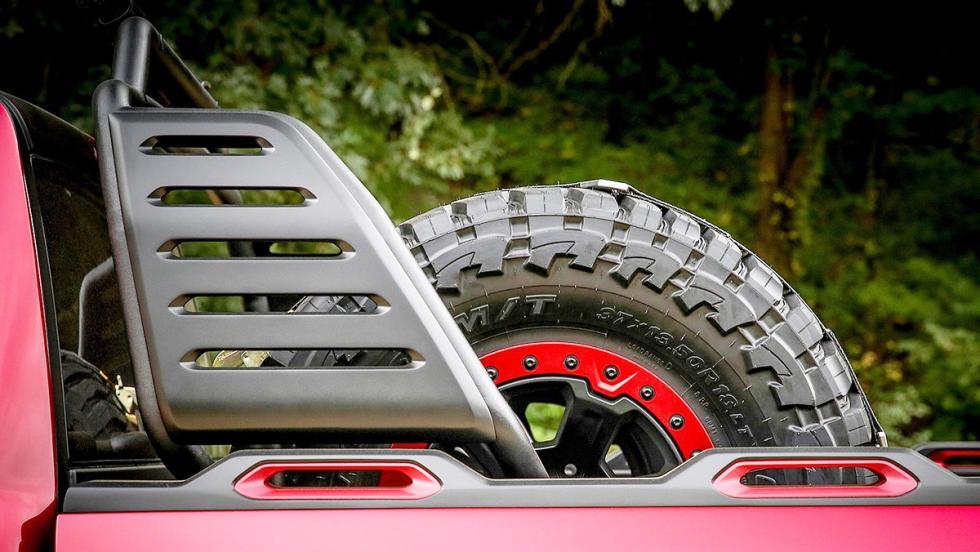 5 concept cars de 2016 que nos gustaría ver en 2017 - Dodge RAM Rebel TRX