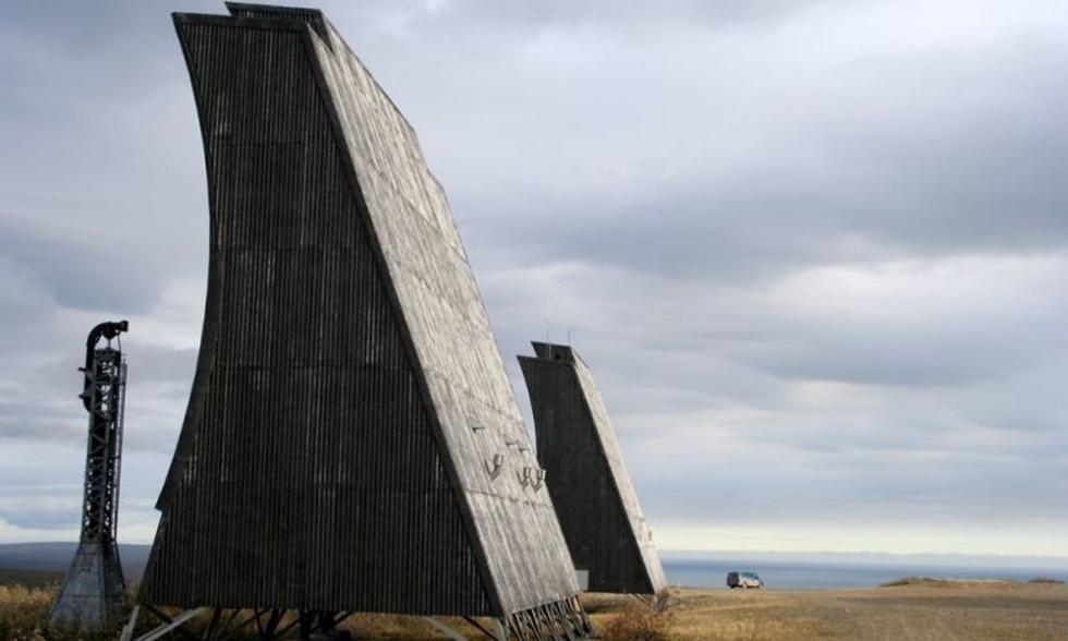 radares abandonados artico