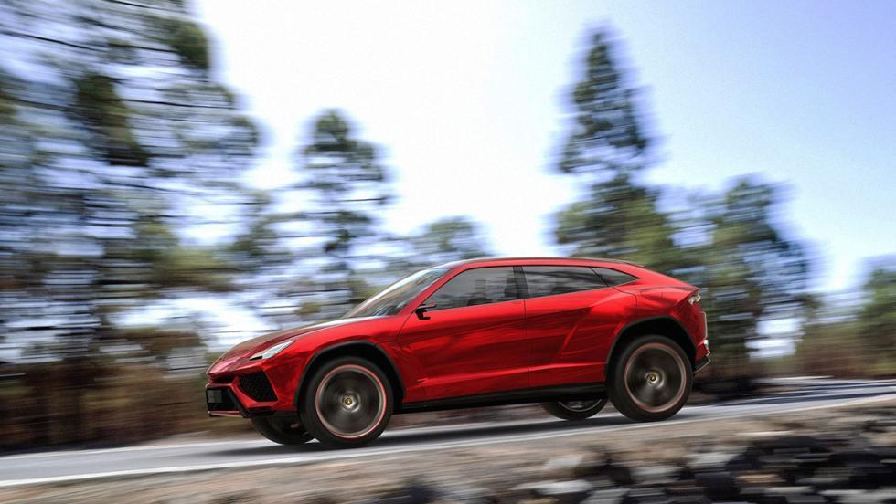 7 cosas que debes saber del Lamborghini Urus - Será el primer Lambo híbrido enchufable