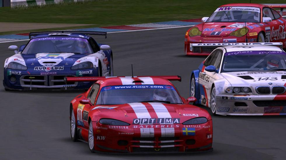 7: GTR 2: FIA GT Racing Game – PC (2006)