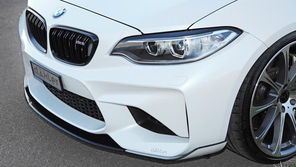 Así es el BMW M2 Cabrio de Dähler